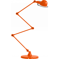 LAMPADAIRE SIGNAL SI433 DE JIELDÉ, ORANGE