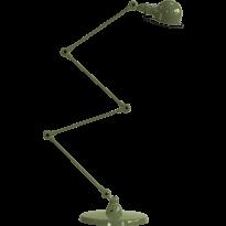 LAMPADAIRE SIGNAL SI433 DE JIELDÉ, VERT OLIVE
