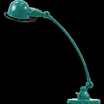 LAMPE A POSER SIGNAL COURBE SIC400 DE JIELDÉ, BLEU D