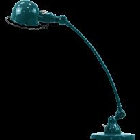 LAMPE A POSER SIGNAL COURBE SIC400 DE JIELDÉ, BLEU OCÉAN