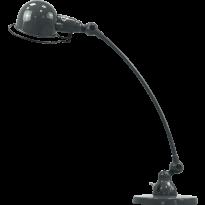 LAMPE A POSER SIGNAL COURBE SIC400 DE JIELDÉ, GRIS GRANIT