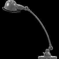LAMPE A POSER SIGNAL COURBE SIC400 DE JIELDÉ, GRIS SOURIS