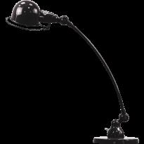 LAMPE A POSER SIGNAL COURBE SIC400 DE JIELDÉ, NOIR