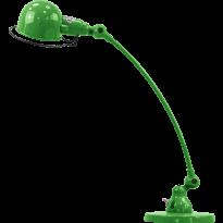 LAMPE A POSER SIGNAL COURBE SIC400 DE JIELDÉ, VERT POMME