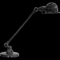 LAMPE A POSER SIGNAL SI400 DE JIELDÉ, NOIR MARTELÉ