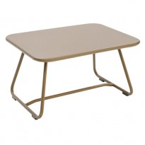 TABLE BASSE SIXTIES, Muscade de FERMOB