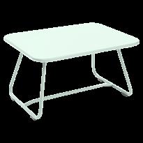 Table basse SIXTIES de Fermob, menthe glaciale