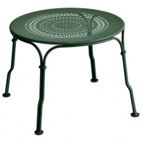 TABLE BASSE 1900, Vert cèdre de FERMOB