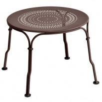 TABLE BASSE 1900, Rouille de FERMOB