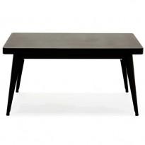TABLE BASSE 55 NOIR de TOLIX