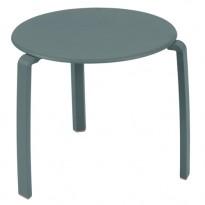 TABLE BASSE ALIZE GRIS ORAGE de FERMOB