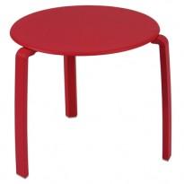 TABLE BASSE ALIZE PIMENT de FERMOB