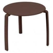 TABLE BASSE ALIZE ROUILLE de FERMOB
