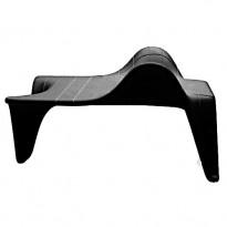 TABLE BASSE F3, Noir de VONDOM