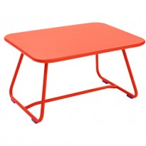 TABLE BASSE SIXTIES, Capucine de FERMOB