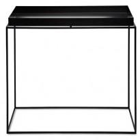 TABLE BASSE TRAY, 40 x 60 cm, Noir de HAY