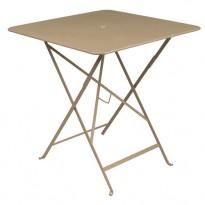 TABLE PLIANTE BISTRO 71 X 71CM MUSCADE de FERMOB
