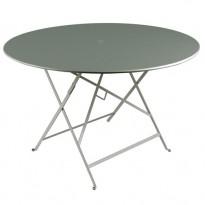 TABLE PLIANTE BISTRO 117CM ROMARIN de FERMOB