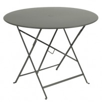 TABLE PLIANTE BISTRO 96CM ROMARIN de FERMOB