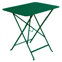 TABLE PLIANTE BISTRO 77 X 57CM CÈDRE de FERMOB