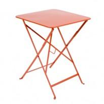 TABLE PLIANTE BISTRO 57 X 57CM CAPUCINE de FERMOB