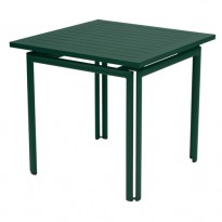 TABLE COSTA 80X80CM CÈDRE de FERMOB