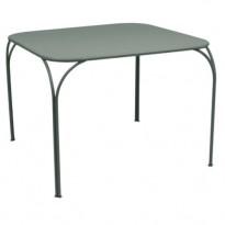 TABLE KINTBURY, Gris orage de FERMOB