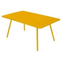 TABLE LUXEMBOURG 165X100CM MIEL de FERMOB