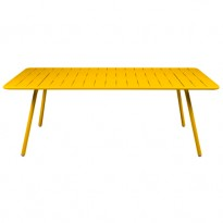 TABLE LUXEMBOURG 207x100 cm, Miel de FERMOB