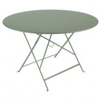 TABLE PLIANTE BISTRO 117CM CACTUS de FERMOB