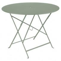 TABLE PLIANTE BISTRO 96CM CACTUS de FERMOB