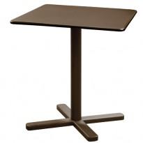 TABLE PLIANTE DARWIN, Marron d