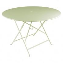 TABLE PLIANTE BISTRO 117CM TILLEUL de FERMOB