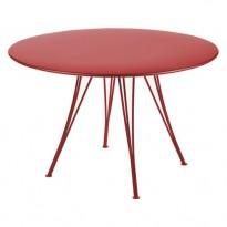TABLE RENDEZ VOUS PIMENT de FERMOB