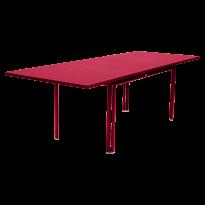 TABLE A ALLONGE COSTA ROSE PRALINE de FERMOB