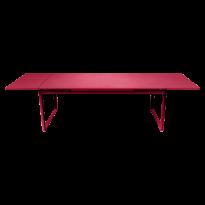 TABLE A RALLONGES BIARRITZ, Rose praline, de FERMOB
