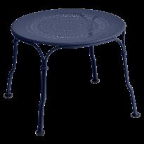 TABLE BASSE 1900, Bleu abysse de FERMOB