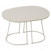 TABLE BASSE AIRY SMALL DE MUUTO, 4 COULEURS