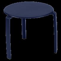 TABLE BASSE ALIZE BLEU ABYSSE de FERMOB