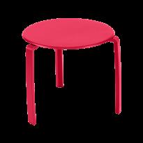 TABLE BASSE ALIZE ROSE PRALINE de FERMOB