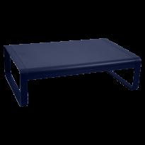 TABLE BASSE BELLEVIE BLEU ABYSSE de FERMOB