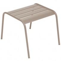 TABLE BASSE REPOSE PIED MONCEAU, 16 couleurs de FERMOB