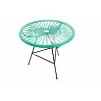 Table basse ZIPOLITE de Boqa, 2 tailles, 2 options, 16 coloris