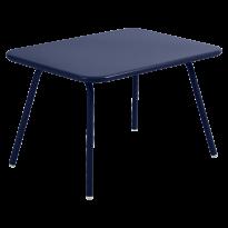 TABLE LUXEMBOURG KID, Bleu abysse de FERMOB
