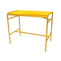 TABLE HAUTE LUXEMBOURG 73x126 cm, 23 couleurs de FERMOB