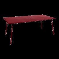 TABLE MONCEAU 194X94X74 PIMENT de FERMOB