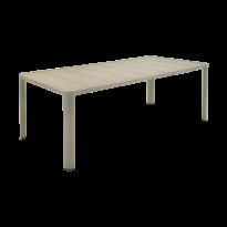 Table  OLÉRON de Fermob, Muscade