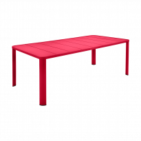 Table OLÉRON de Fermob, Rose praline