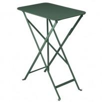 TABLE PLIANTE BISTRO 37 X 57CM, 23 couleurs de FERMOB