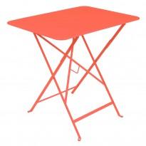 TABLE PLIANTE BISTRO 77 X 57CM CAPUCINE de FERMOB